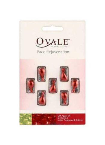 Ovale Face Rejuvenation (7 капсул) масло для ухода за лицом